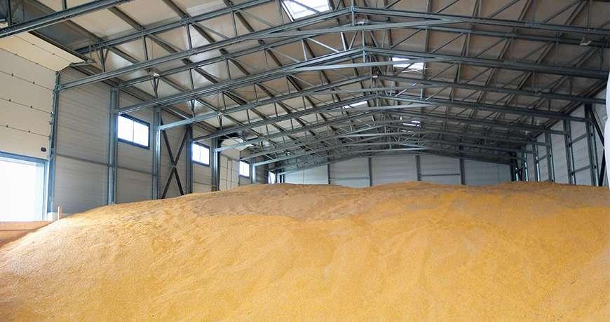 Bulk Storage Agriculture Steel Structures Frisomat De