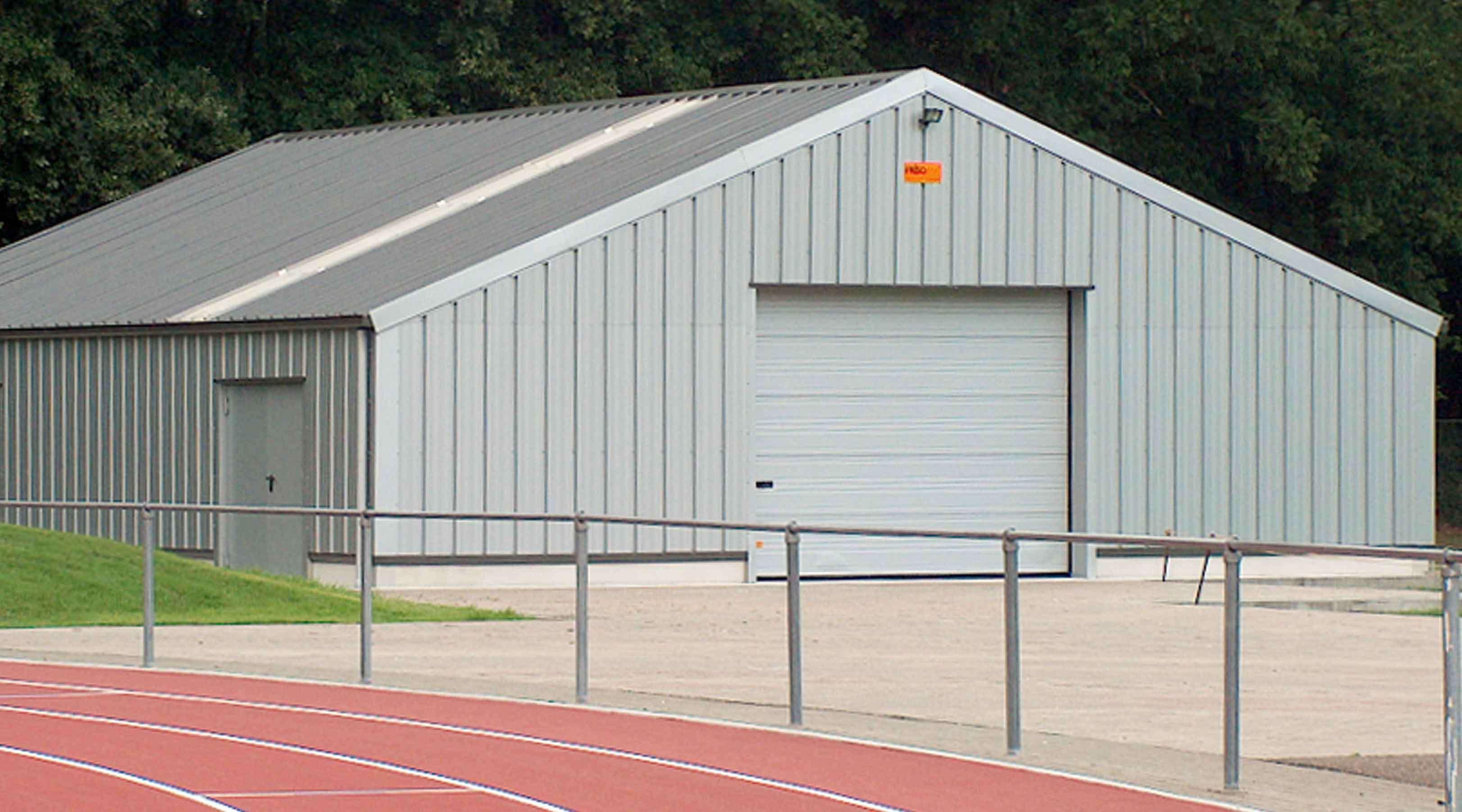 Go-Serie Industriegebäude - We Shelter Your Business | Frisomat.de