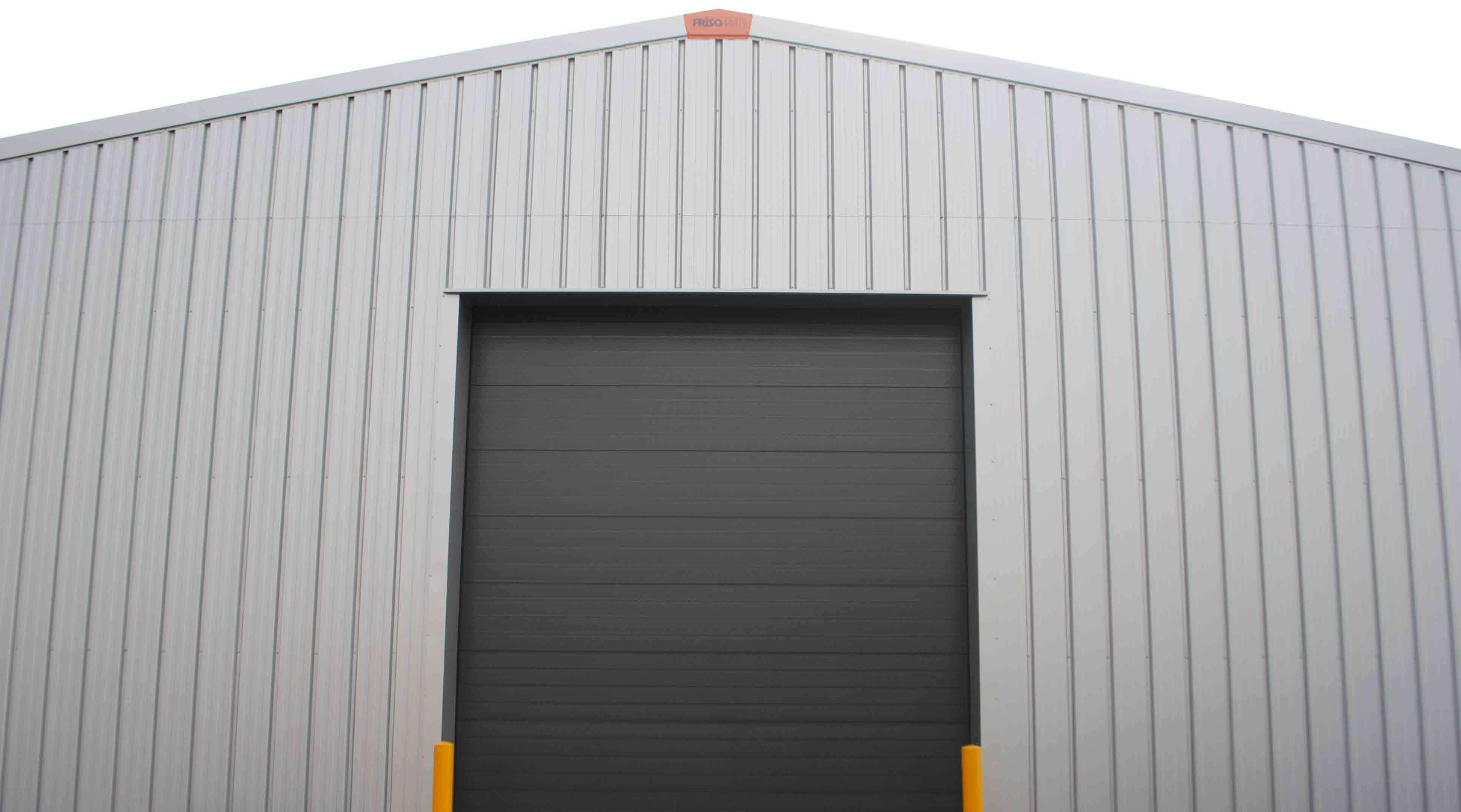 Go-Serie Industriegebäude - We Shelter Your Business   Frisomat