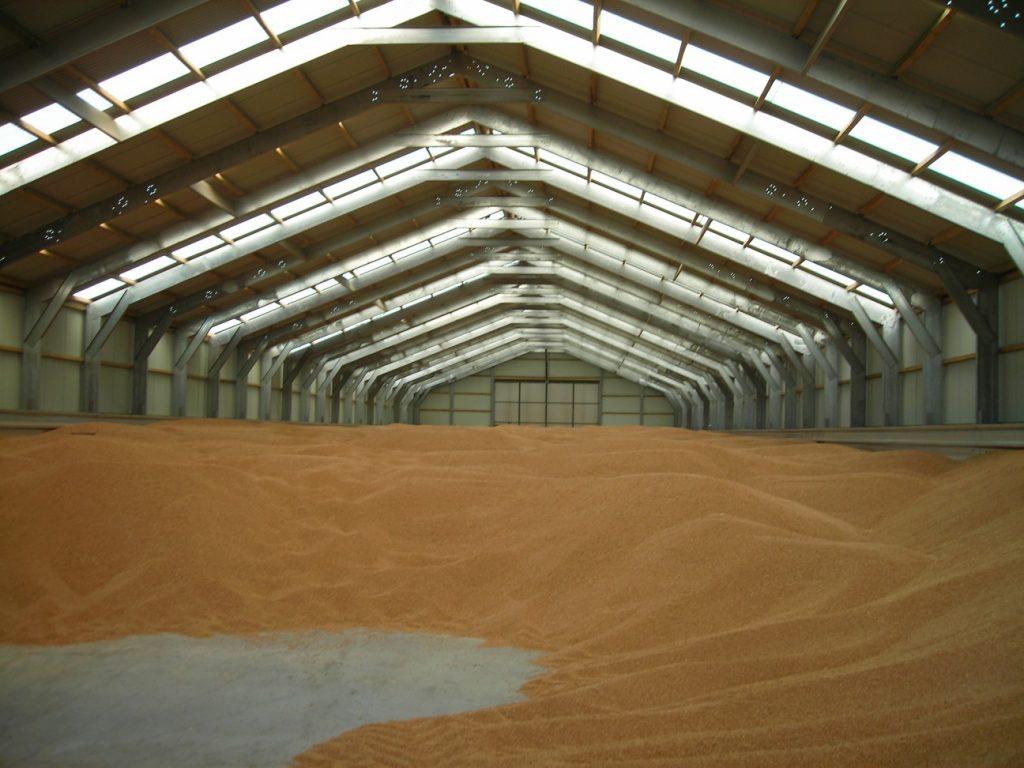 Lagerung Landwirtschaft