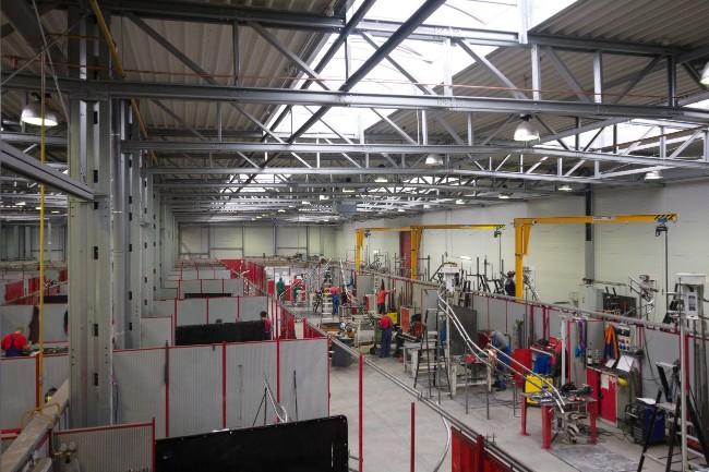 Erbauer von Produktionshallen Belgien-01