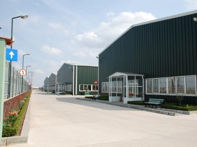 Solar-Lagerhallen